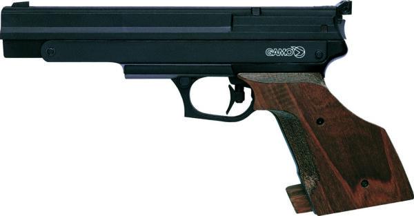 Pistola GAMO, modelo COMPACT, calibre 4,5 Aire precomprimido.-0