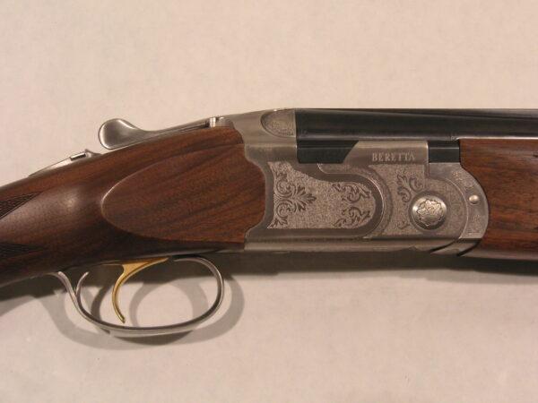 Escopeta BERETTA, modelo 687 SILVER PIGEON III caza, calibre 12/76-179