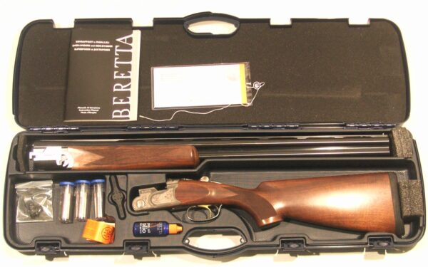 Escopeta BERETTA, modelo 687 SILVER PIGEON III caza, calibre 12/76-181