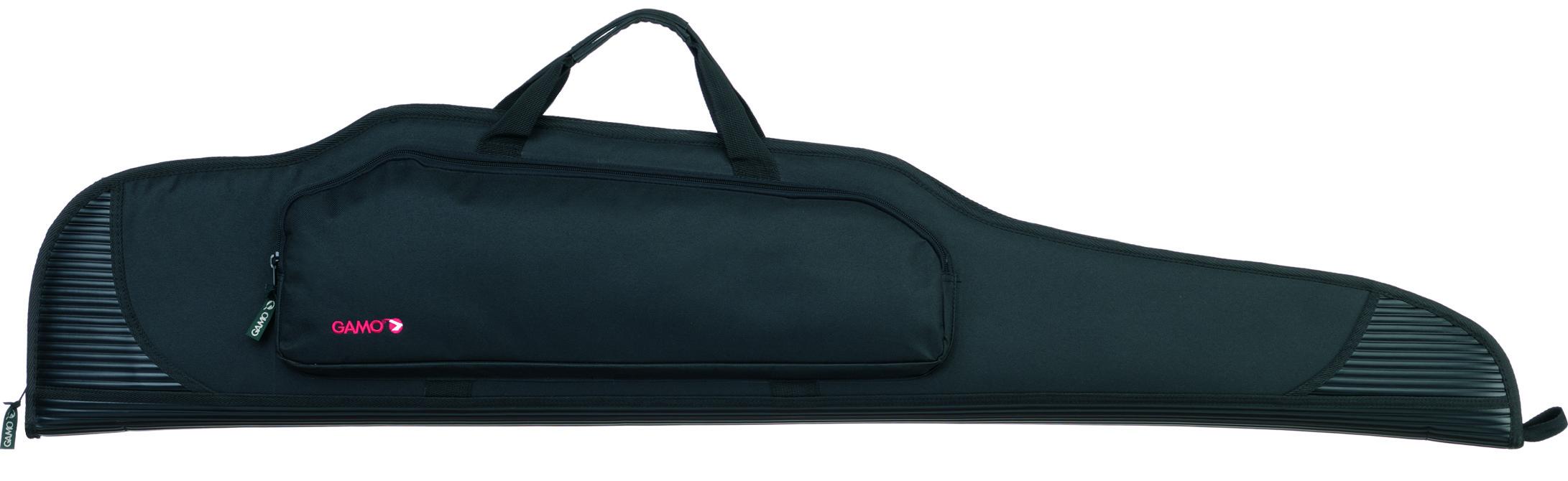 Funda GAMO, modelo LUXE NEGRA, 125 cm.-0