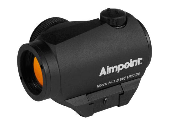Mira AIMPOINT, modelo MICRO H1, con montura para rifles BLASER.-0