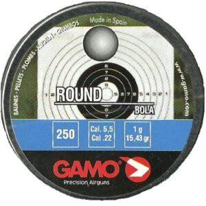 Bolas GAMO, mod. ROUND, cal. 5,5, -0