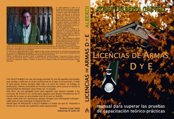 LICENCIAS DE ARMAS D Y E.-0
