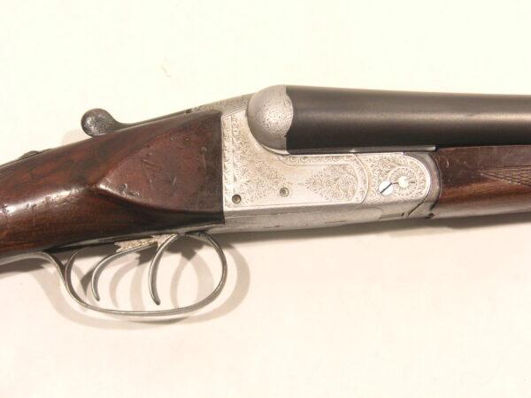 Escopeta JABALI, modelo 4, cal.12, nº 12166-145