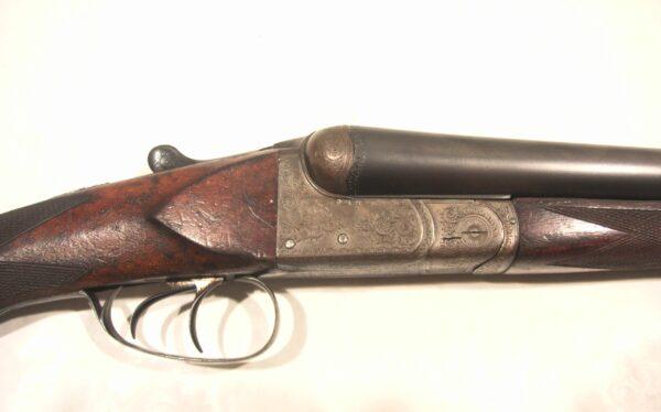 Escopeta JABALI, modelo 30, calibre 12, nº 28749-141