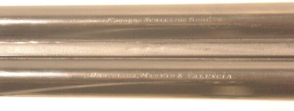 Escopeta JABALI, modelo 30, calibre 12, nº 18678-510