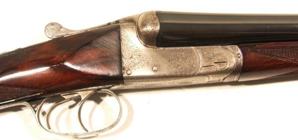 Escopeta JABALI, modelo 30, calibre 12, nº 18678-511