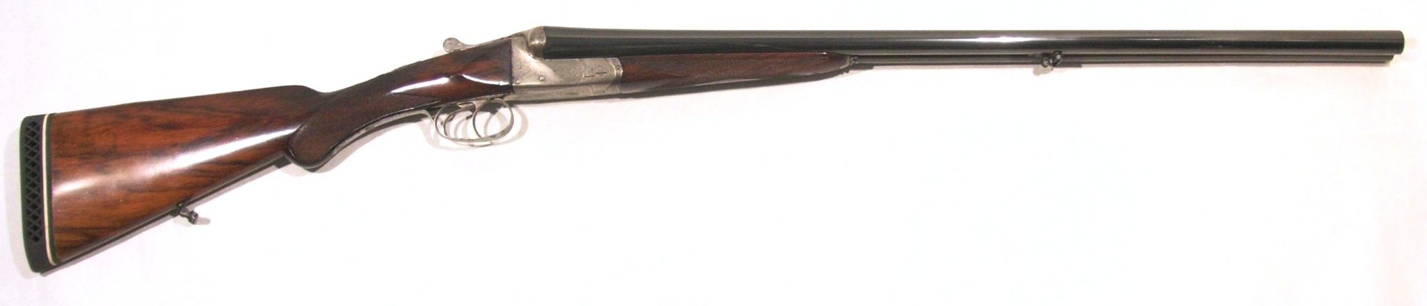 Escopeta JABALI, modelo 30, calibre 12, nº 18678-0
