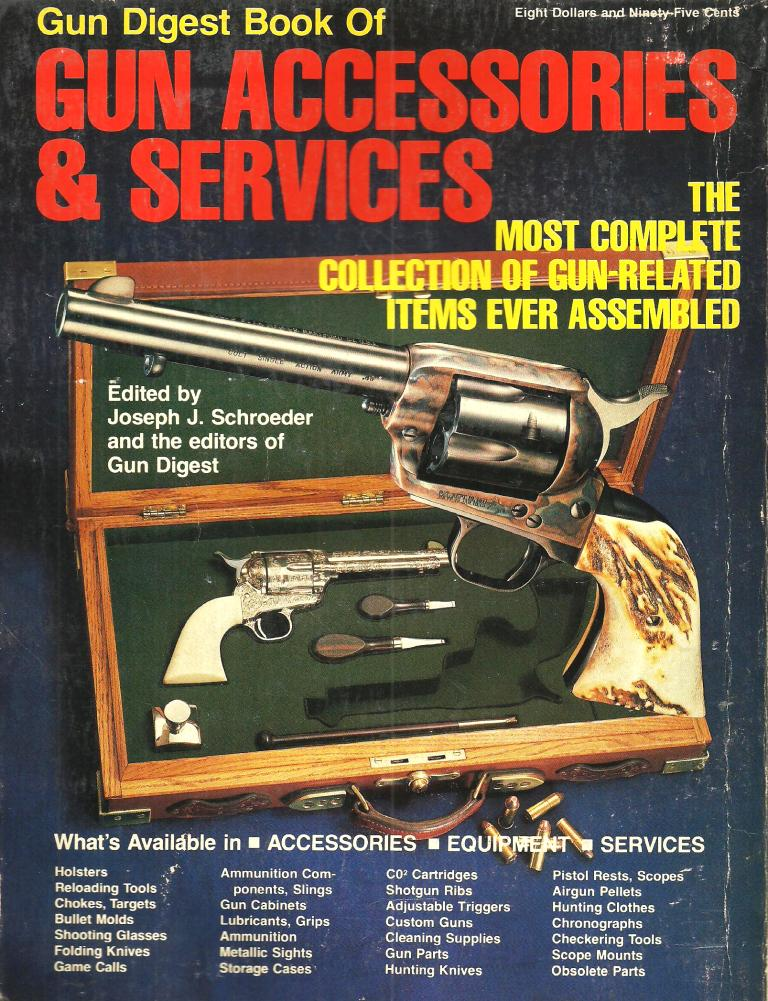 GUNS ACCESORIES SERVICES 1979-0