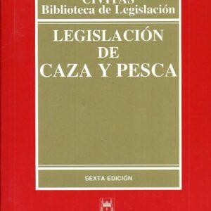 LEGISLACIÓN DE CAZA Y PESCA-0