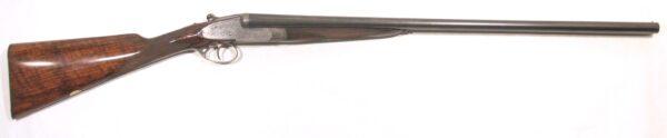 Escopeta HOLLAND HOLLAND, mod. ROYAL HAMMERLESS E. caibre 20, nº 15501-0
