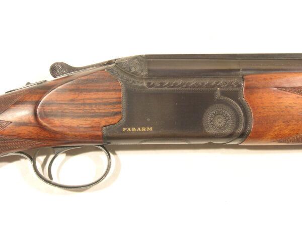 Escopeta FABARM , modelo ST-L L.GALESSI, calibre 12, nº 100966-164