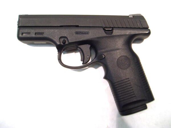 Pistola STEYR, modelo M9, calibre 9 Pb. nº 005366 -230