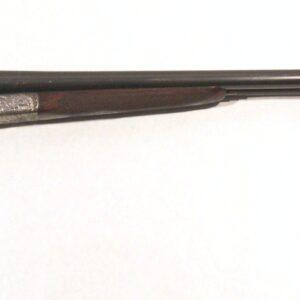 Escopeta A.LEBEAU COURALLY, modelo GRANDE RUSEE, calibre 12, nº 14717-0
