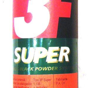 Polvora negra MAXAM, 3F SUPER, bote 1 kg-0
