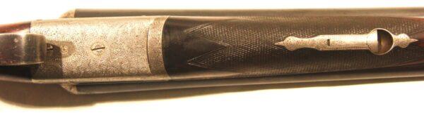 Escopeta WESTLEY RICHARDS, modelo BOX LOCK EJECTOR,calibre 12, nº 16359-170