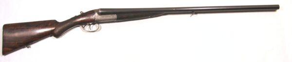 Escopeta WESTLEY RICHARDS, modelo BOX LOCK EJECTOR,calibre 12, nº 16359-0