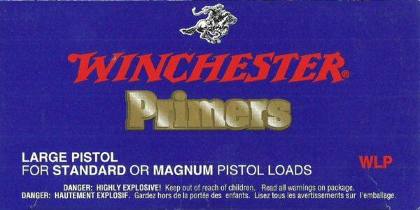 Pistones WINCHESTER, modelo WLP, calibre 5,3 LP-0