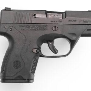 Pistola BERETTA, modelo NANO, calibre 9 Pb.-0