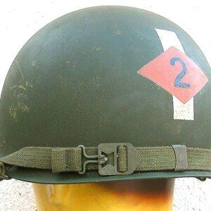 CASCO AMERICANO M1 DE RANGER PARA LA U.S ARMY-0