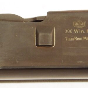 Cargador MAUSER Modelo M77, calibre 7 mm / 300 W.-0