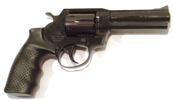 """Revolver ALFA PROJ, modelo HOLEK 840, calibre 38 Sp. 4"""" -0"""