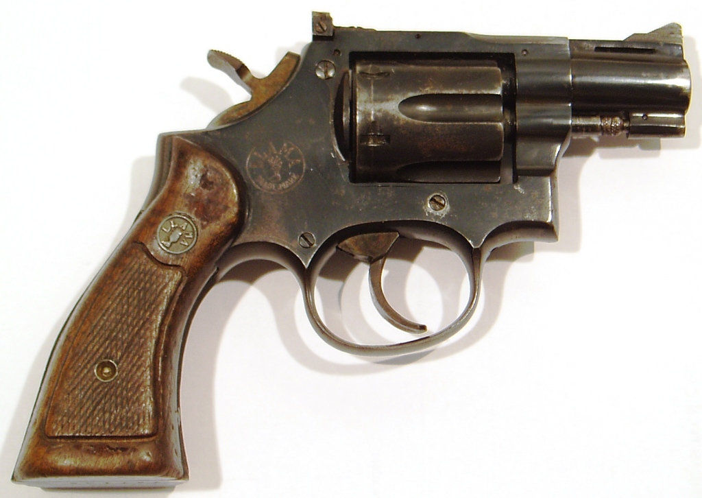 Revolver LLAMA, Modelo XXVIII, calibre 22 lr., nº 767408.-0