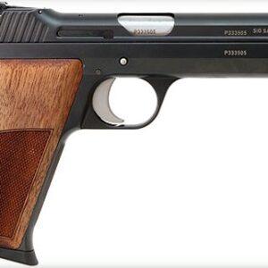 Pistola SIG SAUER, modelo P210 TARGET, calibre 9 Pb. -0