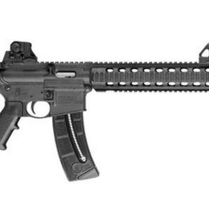 Carabina SMITH & WESSON, modelo M&P 15-22, con rosca-0