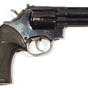 Revolver LLAMA, modelo MARTIAL, calibre 38 Sp., nº 830690-0