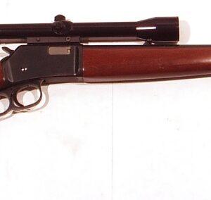 Carabina BROWNING, modelo BL22, cal. 22 nº 25646PZ126. -0
