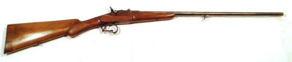 Escopeta MAB, modelo 355, calibre 9 mm Flobert nº 23558.-0