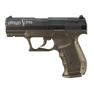 Pistola WALTHER, modelo CP99 MILITARY, calibre 4,5-0