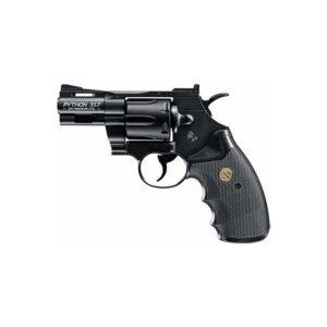"""Revolver COLT, modelo PYTHON, calibre 4,5 BB ACERO, 2,5""""-0"""