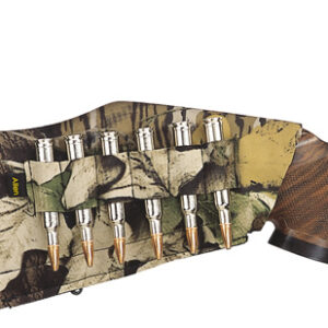 Canana ALLEN para culata, 6 cartuchos,color MOSSY OAK-0