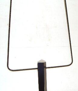 Bastidor metalico UNANUE, para tiro sobre siluetas-0