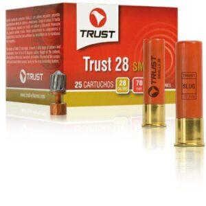 Cartuchos TRUST E., modelo PEQUEÑOS 28, calibre 28/70/08, perdigón 7 y 8.-0