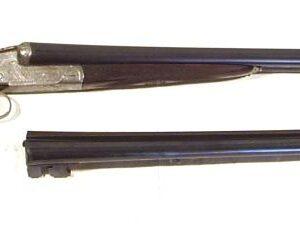 Escopeta Aug. LEBEAU, modelo SL EJECTOR, calibre 12, nº 40371-0