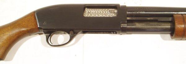 Escopeta OMEGA, modelo 30R, calibre 12, nº 362741.-1616