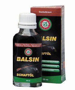 Aceite para maderas BALLISTOL, BALSIN, marron oscuro-0