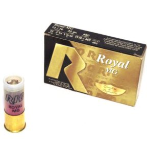 Cartuchos MAXAM, modelo ROYAL bala MG, calibre 12/70/25.-0
