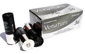 Cartuhos MAXAM, modelo VENATUM SPECIAL 36, calibre 12/70/25, perdigón 6 y 7 -0
