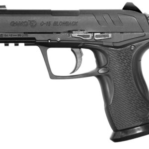 Pistola GAMO, modelo C15 BLOWBACK, calibre 4,5 Dual.-0