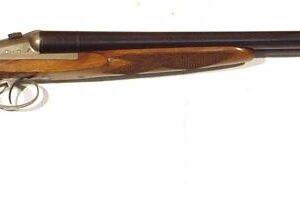 Escopeta DARNE, modelo R11, calibre 12, nº 8C738-0