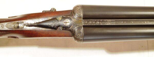 Escopeta AYA, modelo 2, calibre 12, nº 506290-1891