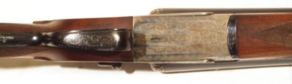 Escopeta AYA, modelo 2, calibre 12, nº 506290-1892