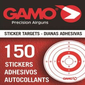 Dianas adhesivas GAMO, modelo RED TARGET-0