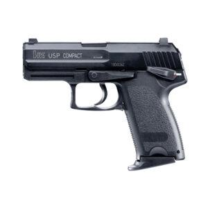 Pistola HK, modelo USP COMPACT, calibre 6 mm.-0