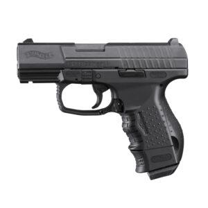 Pistola WALTHER, modelo CP99 COMPACT, calibre 4,5 BB acero.-0