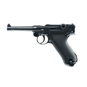 Pistola LEGENDS, modelo P08, calibre 4,5 BB acero.-0